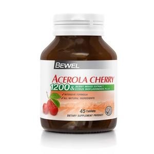 Bewel - Acerola Cherry 1200 mg 45 tabs