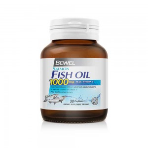 Bewel - Salmon Fish Oil 1000 mg (BOT 30 CAPS)