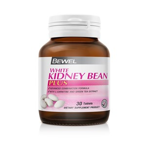 Bewel - White Kidney Bean Plus 30 tabs