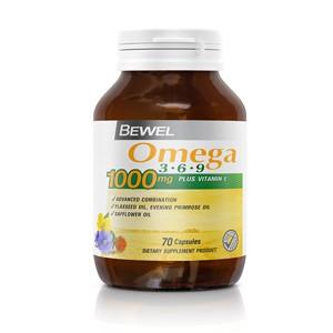 Bewel - Omega 3-6-9  1000 mg 70 caps