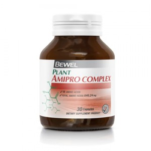 Bewel - Plant Amipro Complex 30 caps