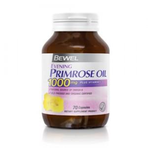 Bewel - Evening Primrose Oil 1000 mg 70 caps